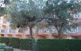 Résidence Les Amphores - Appartement studio de 29 m² environ pour 3 personnes, une location de st...