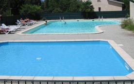 Maison T3 - 43m2 résidence du Lac Hourtin piscine, salle de sports