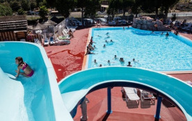 Camping Maïre 3* - Mh 2 ch 6 pers