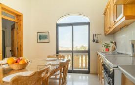 Appartement pour 2 personnes à Gharb