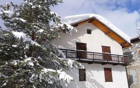Maison de village au coeur de la vallée de la Clarée