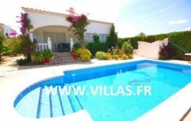 Villa CP Iris - Ravissante Villa construite de plain pied bénéficiant d'une agréable terrasse cou...