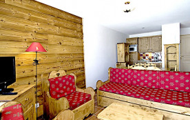 Appartement pour 1 personnes à Orcières-Merlette