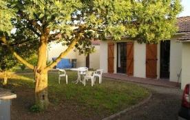 Maison 3 pièces de 50 m² environ pour 4 personnes située à 13 km de St Gilles Croix de Vie et des...