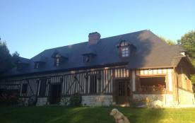 AUTHENTIQUE MAISON 300 m2 NORMANDE DE CHARME PONT L'EVEQUE