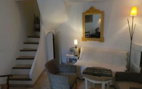 Petite maison de village vieille ville de Saint-Tropez.