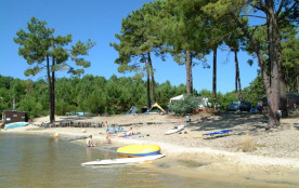 Camping Le Tedey, 620 emplacements, 40 locatifs