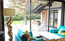 Villa contemporaine Pyla sur mer