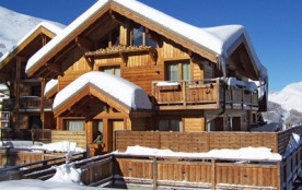 Chalet Harmonie - Chalet Individuel 12 pers.