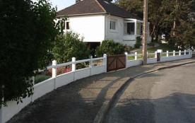 Villa à HAUTEVILLE SUR MER PLAGE