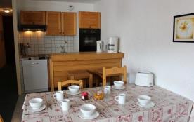 Appartement 2 pièces cabine 6 personnes (521)