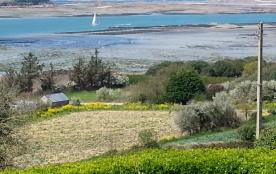 Le Sémaphore, vue mer exceptionnelle! petite plage, calme, jardin, randonnée