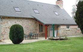 Gîtes de France - Maison indépendante entièrement en rez-de-chaussée.