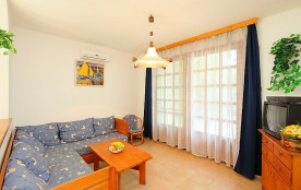 Appartement pour 3 personnes à Szántód
