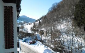 vue depuis le petit balcon