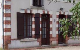 Gîtes de France - Longère située dans un parc de 4000 m² à proximité du vignoble des coteaux du C...