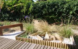 jardin sur 144 m2