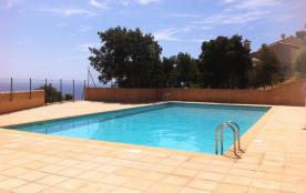 piscine commune de la résidence