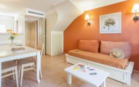 Résidence Le Hameau de la Pinède - Appartement 2 pièces 4/5 personnes - Climatisé Standard