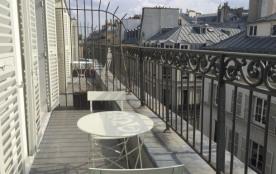 Duplex Paris Opera pour 4 personnes