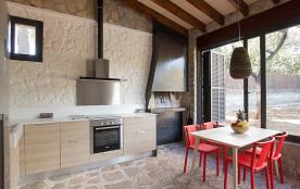 Maison pour 3 personnes à Selva
