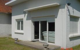 Villa 1 chambre + dépendance avec jardin clos sur STELLA-PLAGE.