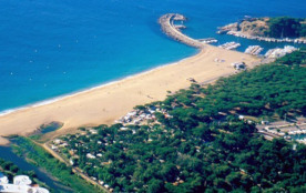 Location de mobil-home au Camping Vall d'Or à Platja d'Aro