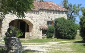 gîte 3* indépendant, entre Cahors et St Cirq Lapopie - Cremps