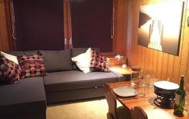 Appartement pour 2 personnes à Boltigen