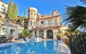 Villa à ROQUEBRUNE CAP MARTIN