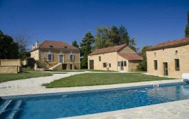 Villa Périgourdine avec piscine privée