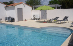 Loue maison 3* sur l'ile de Ré avec piscine chauffée