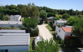 Camping Les Grissotières, 12 locatifs