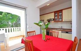 Appartement pour 3 personnes à Brodarica