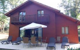 maison situésur le golf de Souillac