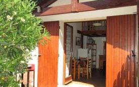 Biscarrosse Plage maison mitoyenne pour 4 personnes à proximité plages
