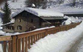 Maison au coeur de valmeinier pour passer des vacances inoubliables pour 4 personnes dans un domaine skiable.