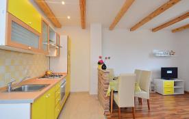 Appartement pour 2 personnes à Labin