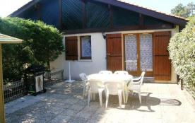 Résidence Paradise Océan - Villa-patio de 27 m² environ pour 4 personnes située à 900 m des plage...