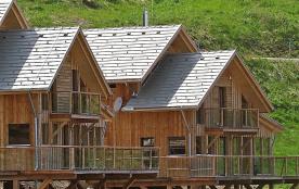 Maison pour 4 personnes à Klippitztörl