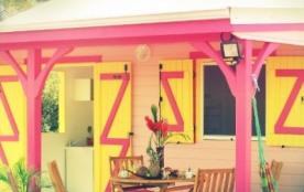 Kaz à Liline concept club gite : 3 gîtes, Charme, authenticité, exotisme et grande piscine. - Le Moule