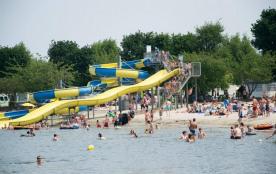 Recreatiepark Klein Strand, 30 locatifs