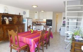 Appartement 3 pièces - 66m² environ - jusqu'à 6 personnes.Saint Jean de Monts (85) - Quartier Est...