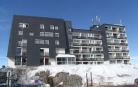 Arette La Pierre Saint Martin (64) - Résidence Ourson 1. Appartement studio - 22 m² environ- jusq...
