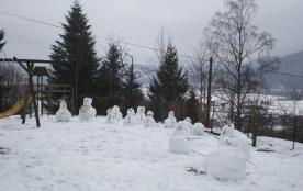concour de bonhomme de neige