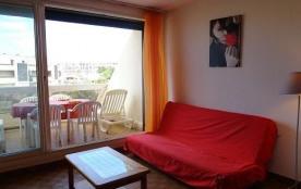 Résidence Héliopolis - Appartement 2 pièces cabine de 40 m² environ pour 4 personnes situé à 2 pa...