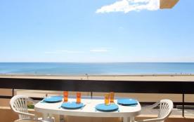 Port-la-Nouvelle (11) - Quartier plage- Résidence Le Miramer. Appartement 3 pièces de 60 m² envir...