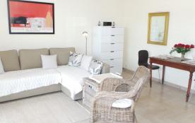 Appartement pour 1 personnes à Antibes