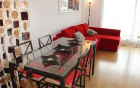 Aquamarina 319 - Appartement à Santa Margarita qui possède 1 chambre et capacité pour 4 personnes.
