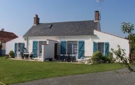Maison traditionnelle vacances mer St Jean de Monts Pays de Loire